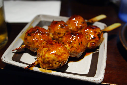 'Torihei' Meat Ball
