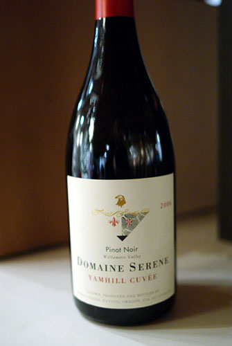 2006 Domaine Serene Pinot Noir Yamhill Cuve