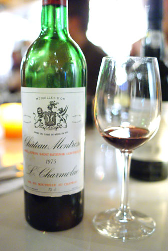 1975 Chteau Montrose