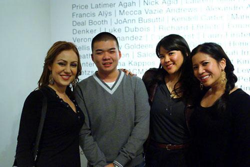 Daria, Wesley, Patricia, Lisa