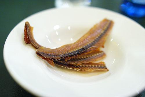 Kohada No Hone Senbei