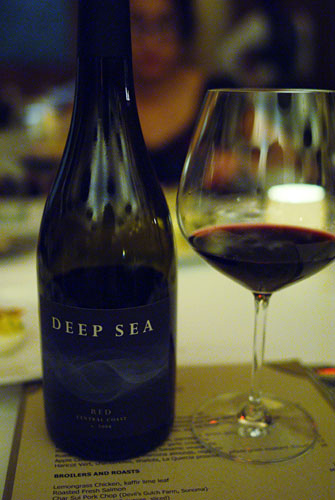2008 Rancho Arroyo Grande Winery and Vineyards Deep Sea Red