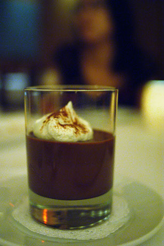 Jar's Signature Chocolate Pudding