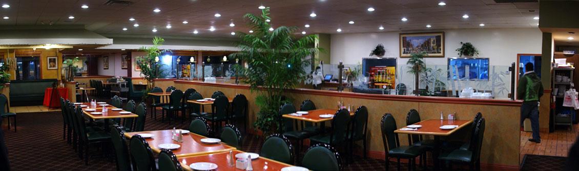 Mario's Peruvian Seafood Interior