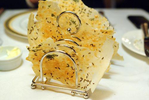 Caraway Crisps