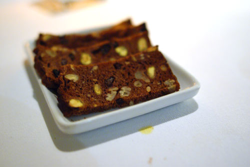 Raisin-Pistachio Bread