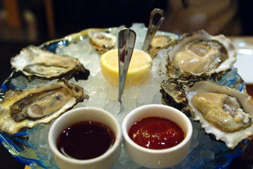 Half Dozen Fresh Shucked Oysters