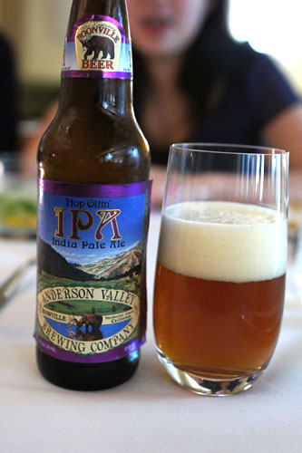 Anderson Valley Hop Ottin' India Pale Ale