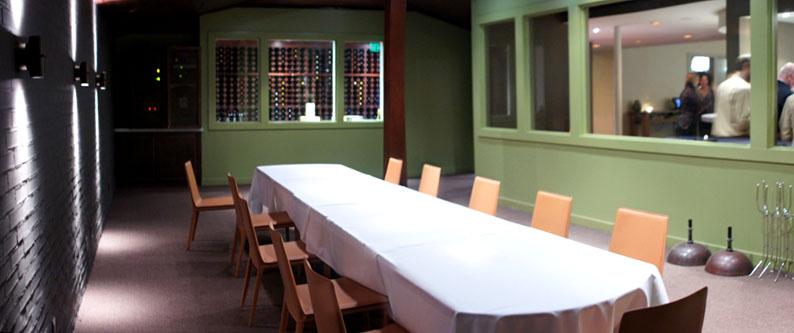 Hatfield's Interior