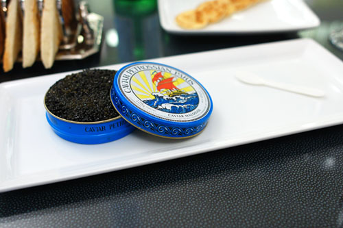 Caviar Surprise