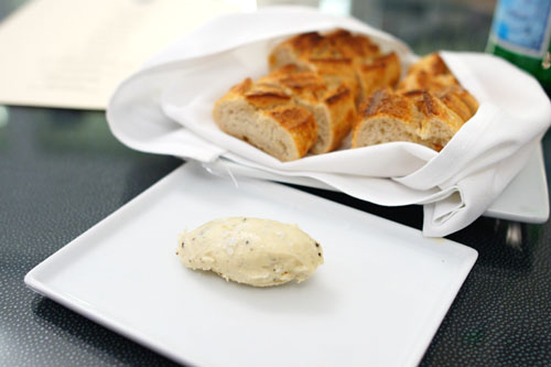 Truffle Butter, Bread