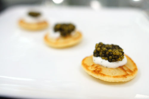 Tsar Imperial Ossetra Caviar