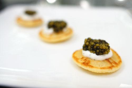 Tsar Imperial Ossetra Caviar