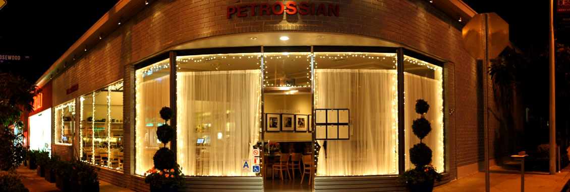 Petrossian Exterior