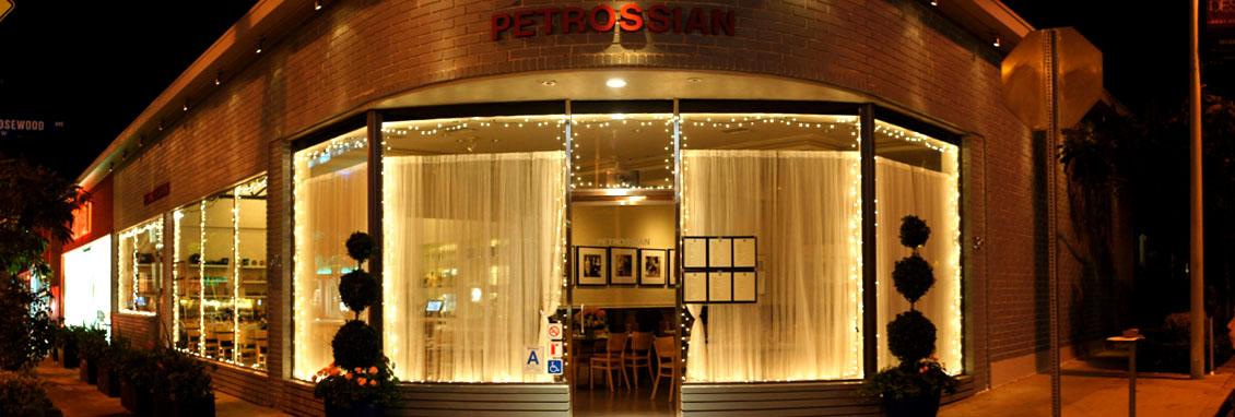 Petrossian Exterior