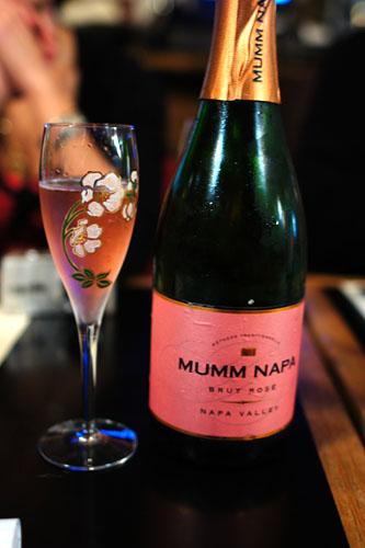 Mumm Napa Brut Rosé