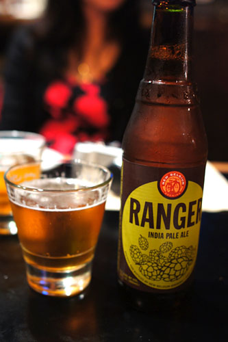 New Belgium Ranger IPA