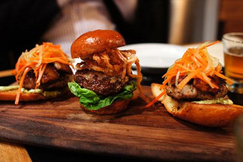 The Six: Burgers