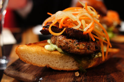 Banh Mi Slider