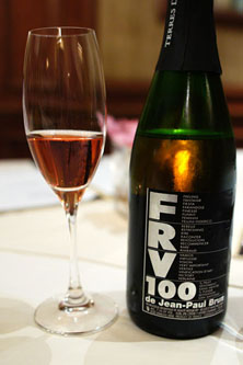 Terres Dorées, FRV100, Effervescent Gamay, Beaujolais