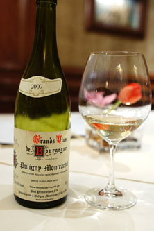 2007 Paul Pernot, Puligny-Montrachet, Burgundy, France