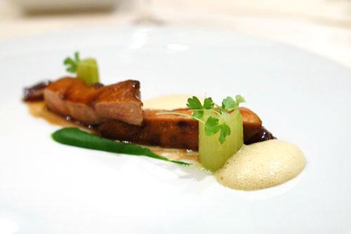 Foie Gras 'Chaud'