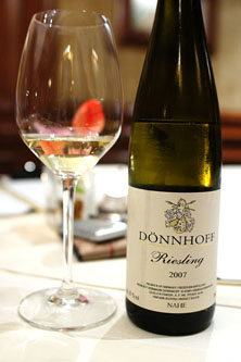 2007 Dnnhoff, Riesling, Nahe, Germany