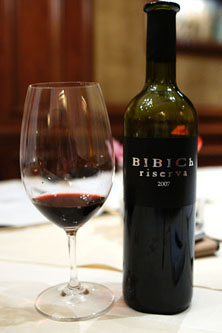 2007 Bibich, Riserva, North Dalmatia, Croatia