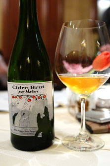 2008 Julien Frmont, Cidre Brut, Normandy, France
