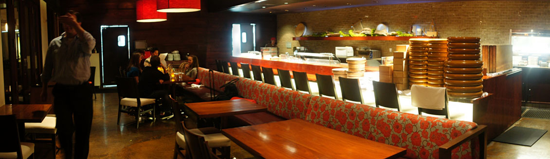 Sashi Interior Dining Room