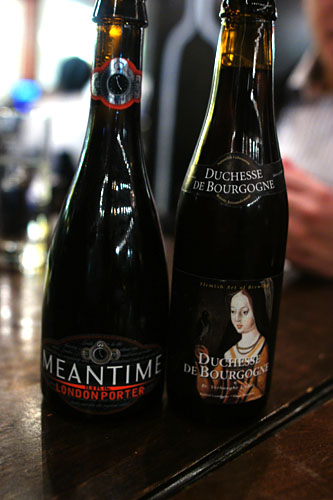 Meantime London Porter, Duchesse de Bourgogne Sour Ale
