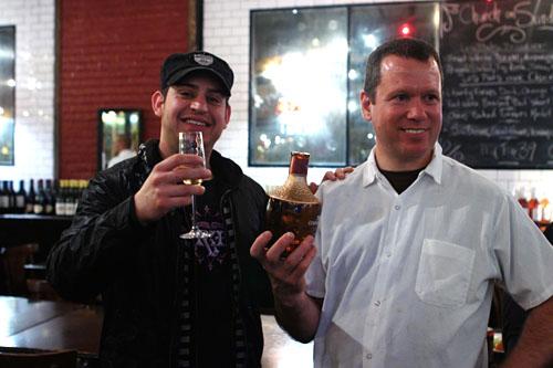 Chef Walter Manzke & Tequila