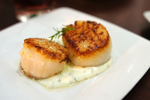 Sea Scallops