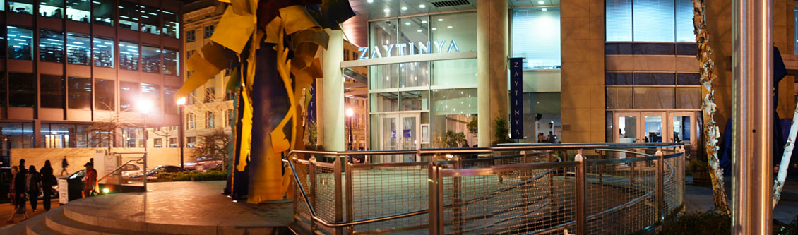 Zaytinya Exterior