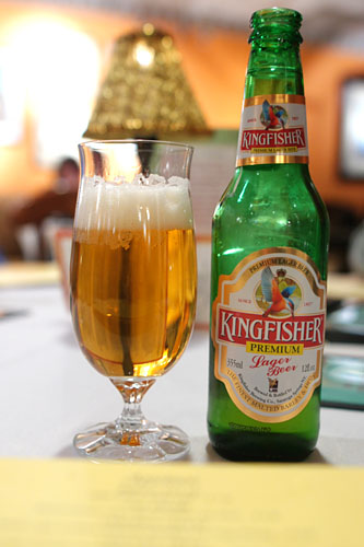 Kingfisher Premium Lager