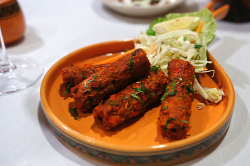 Seekh Kebab