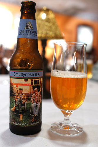 Smuttynose IPA 'Finest Kind'