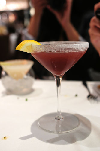 MEYER LEMON & GRIOTTE CHERRY SIDECAR