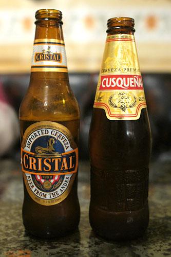 Cristal, Cusqueña