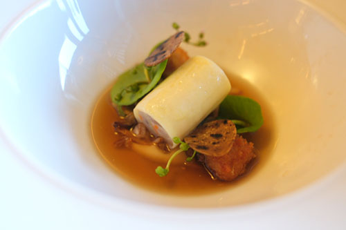 Black Truffle Broth