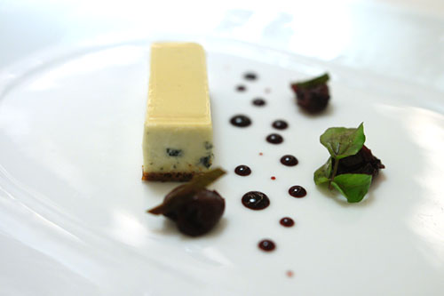 Stilton Cheesecake