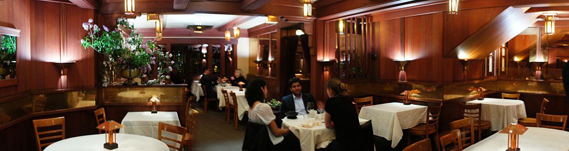 Chez Panisse Interior