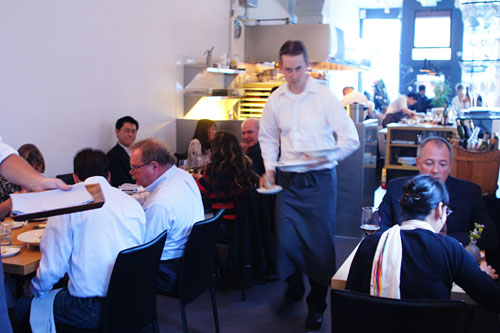 Commis Dining Room