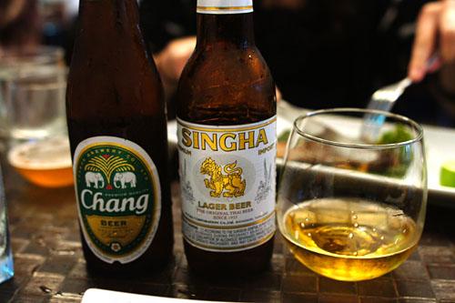 Chang, Singha