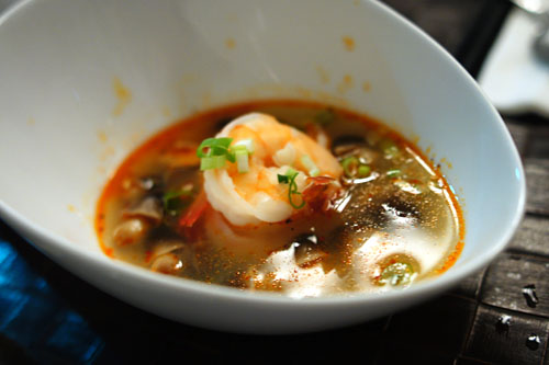 Shrimp Tom Yum