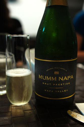 NV Mumm Napa Brut Prestige