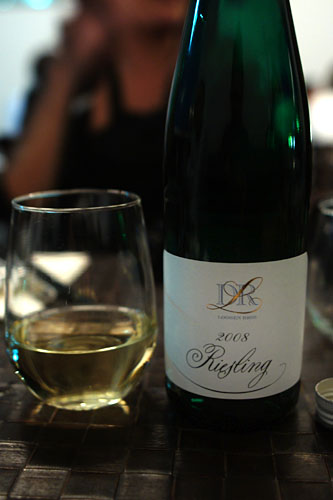 2008 Dr. Loosen 'L' Riesling