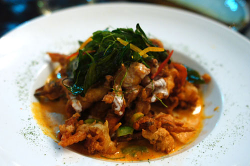 Soft Shell Crab Panaeng