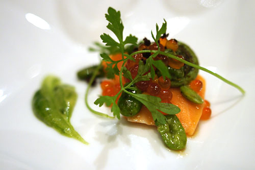 Slow Cooked Arctic Char