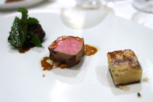 Veal Loin & Veal Cheek